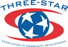 Three Star logo