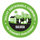TVA Select Sustainable Community logo