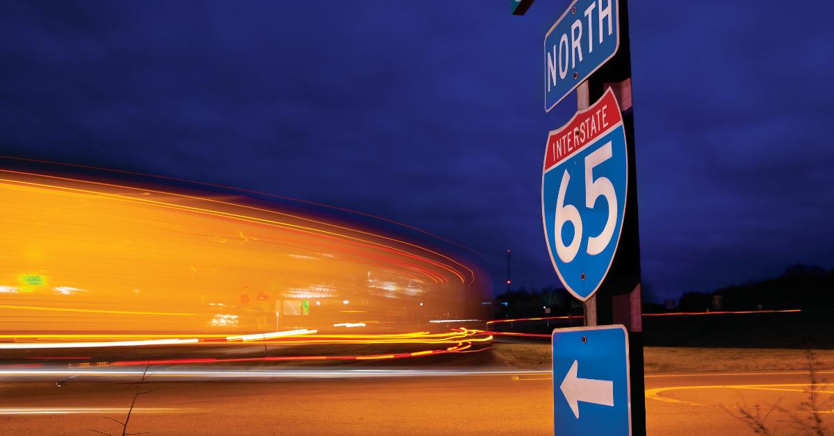 Interstate 65, Maury County